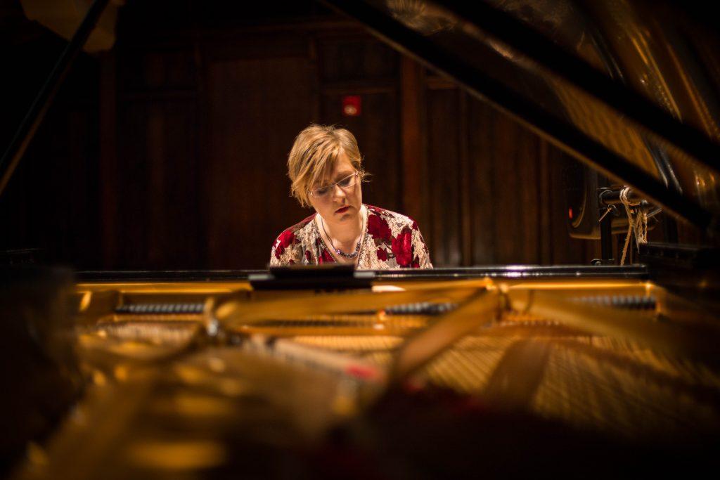 Nadia Shpachenko, pianist